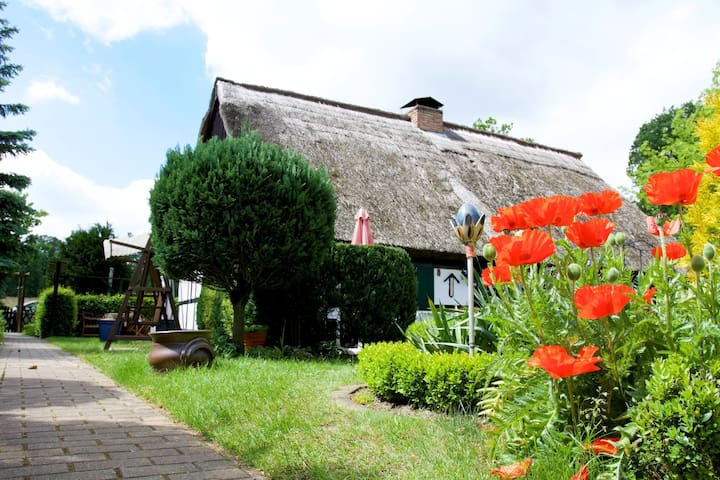 Cozy Holiday Home in Gegensee near Szczecin Lagoon