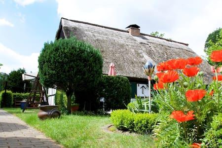 Cozy Holiday Home in Gegensee near Szczecin Lagoon