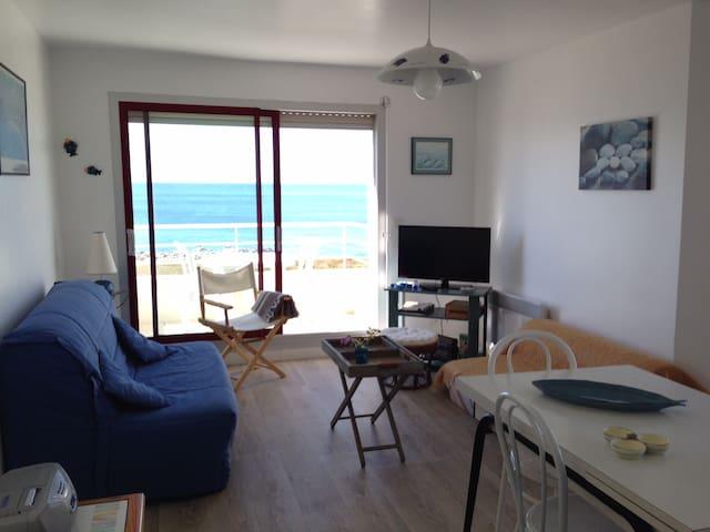 Cote Sauvage avec vue exceptionnelle sur l'océan - Le Croisic - Apartamento