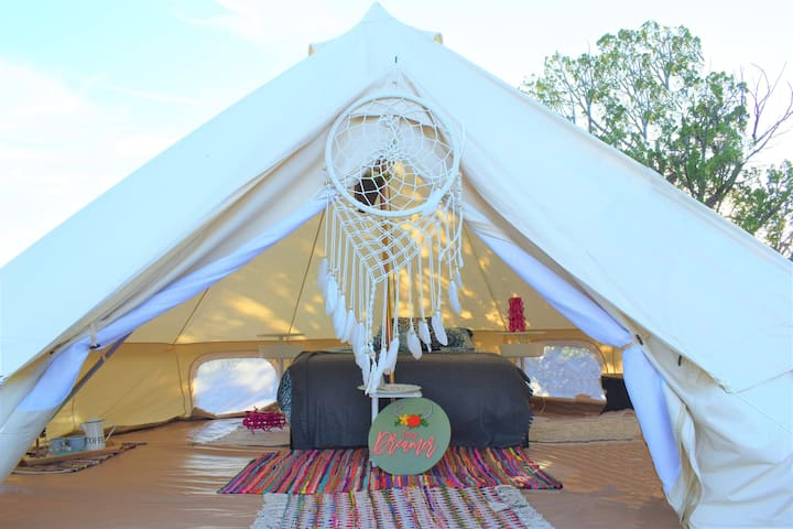 Nomad's Pad Grand Canyon: THE DREAMER Tent #1
