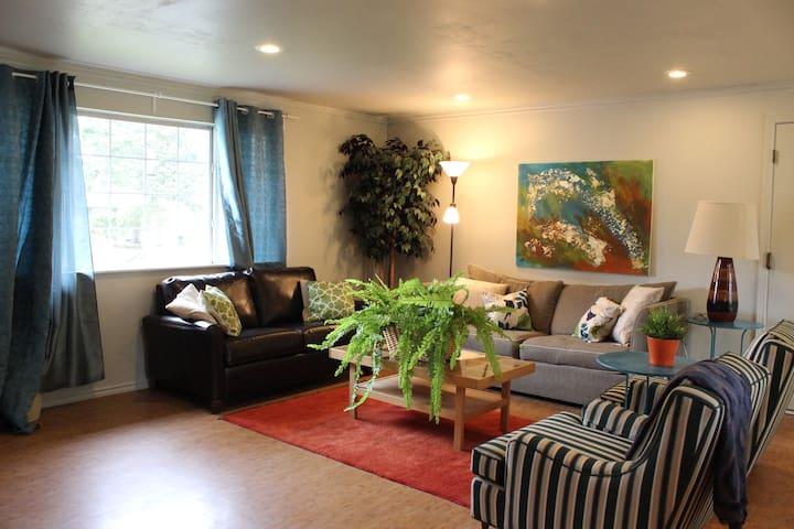 3BR House for  Boeing , Family reunions - Everett - House