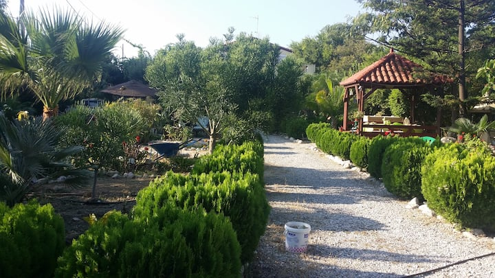 Villa 150M from the see Garde1000ΤΜ