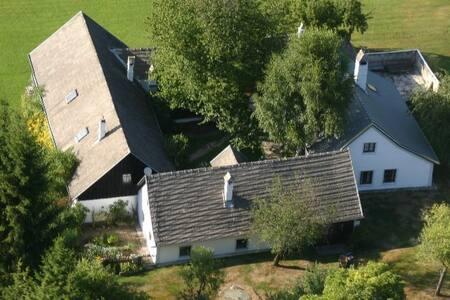 Waldhäusln - Landhausurlaub im schönen Waldviertel