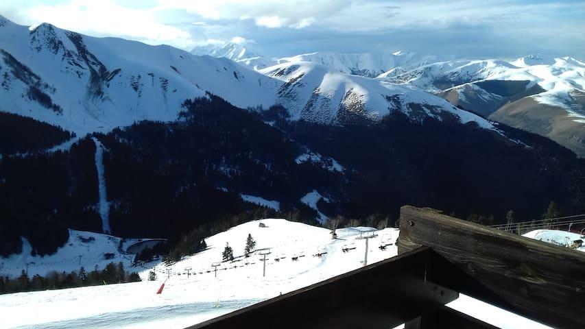 Superbagnères, La montagne au calme toute l'année