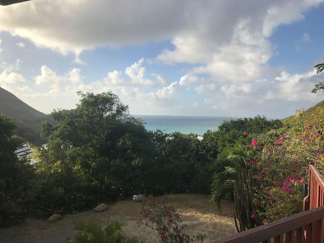 Le calme et la beauté des Caraibes - Cul-de-Sac - Penzion (B&B)