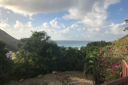Le calme et la beauté des Caraibes - Cul-de-Sac - Aamiaismajoitus