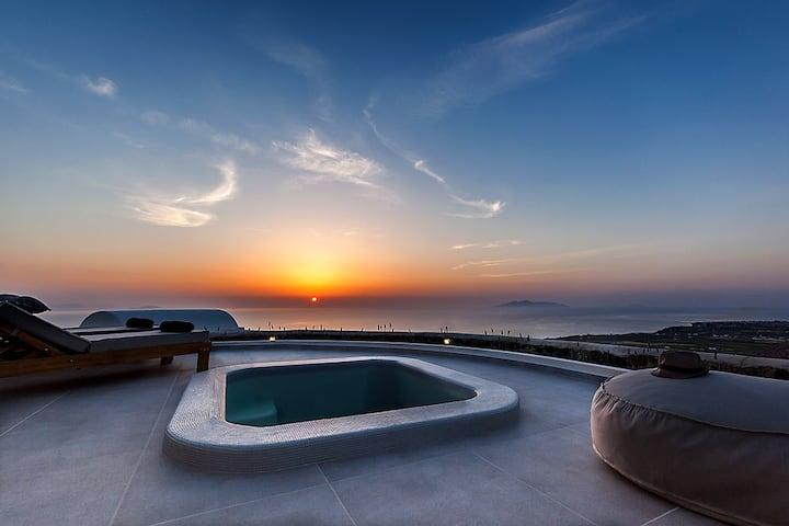 Villa Vinea Imerovigli Santorini