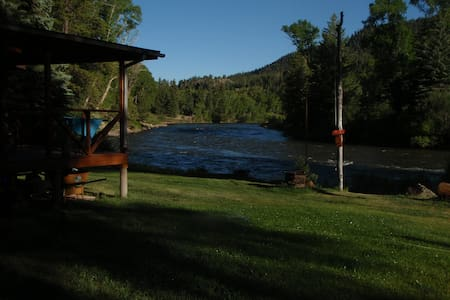 Cabin at Riverside Ranch on the Rio Grande