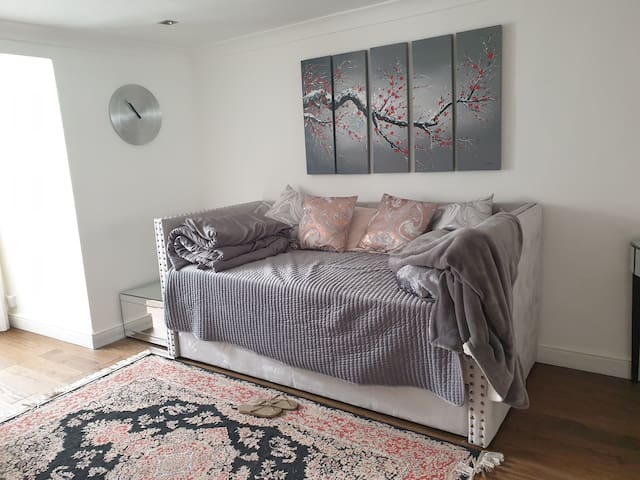 Cozy 1-bedroom flat in North London - Muswell Hill