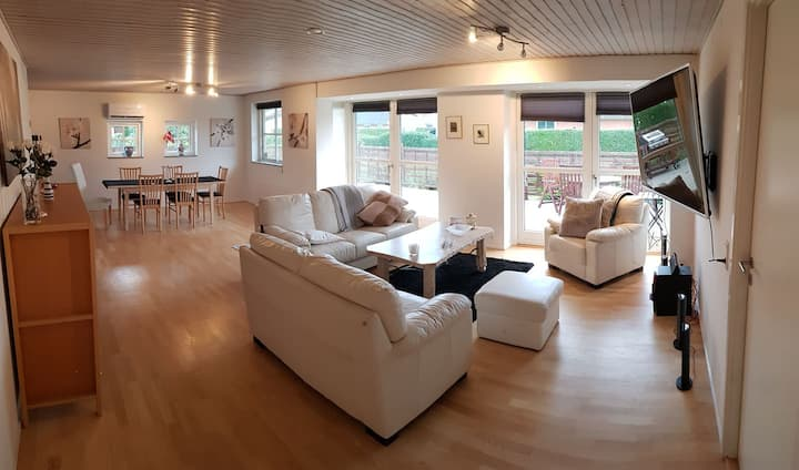 Cozy villa near the beach in the suburbs of CPH