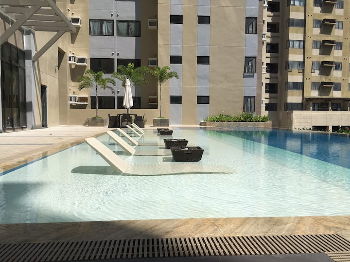 Newly built fully furnished condo unit