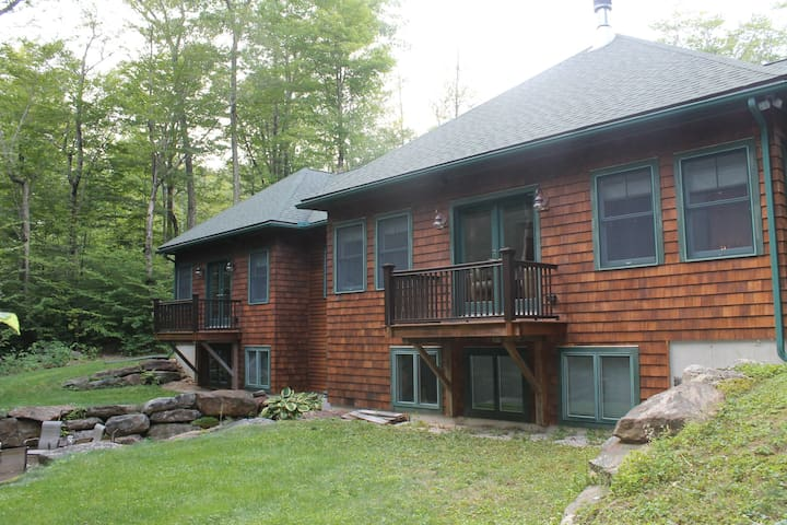 Private Spacious Berkshire Ski/Getaway Home