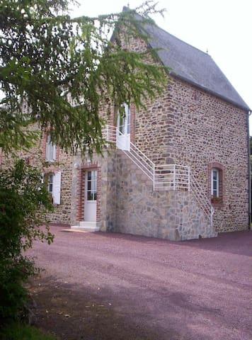 le mélèze Pavillon de vacance - Crasville - อพาร์ทเมนท์