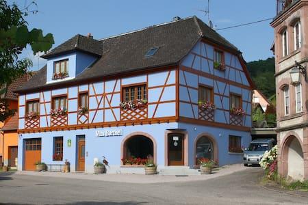 Gîte chez le Vigneron - Albé - Huoneisto