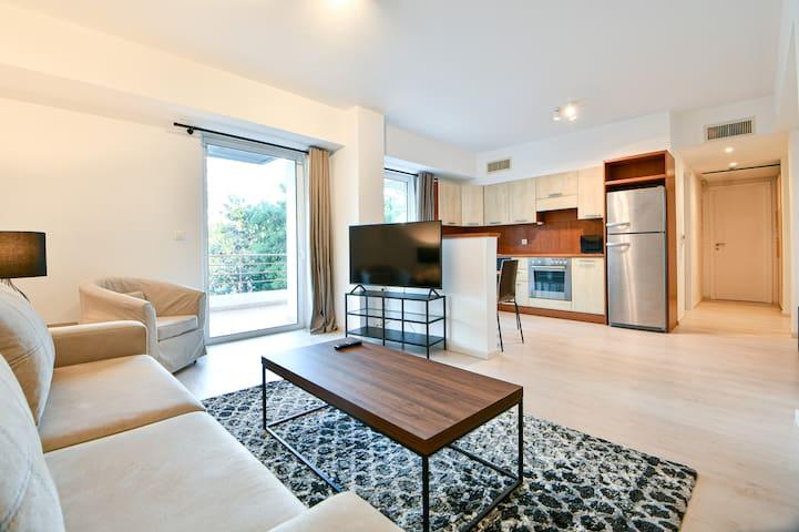 Fully-Renovated Apartment in Palaio Faliro