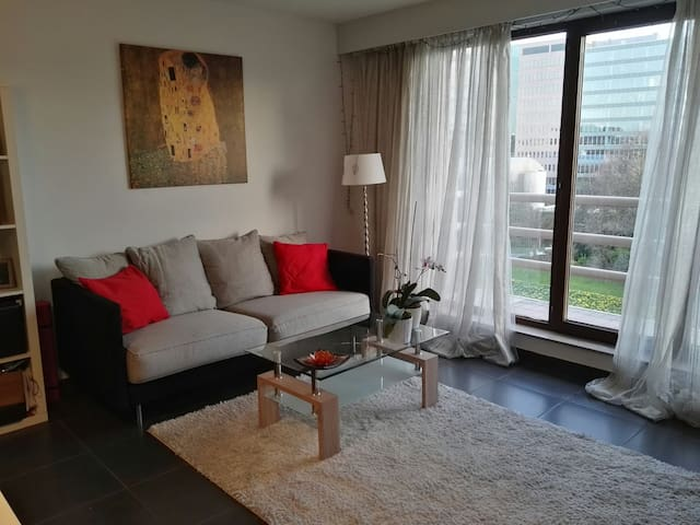 Cozy sunny appartement - Gent - Appartement