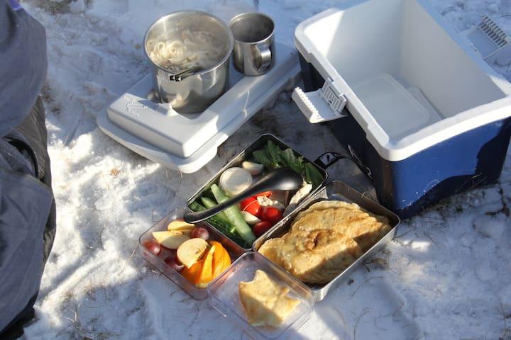 Khuvsgul Lake Mobile Camper