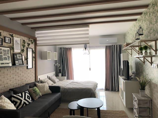 Апартаменты в Caesar Resort 5* с видом на море