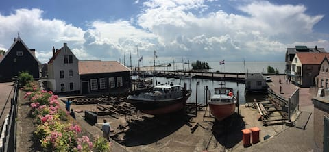 Welcome at Wijk 1-9 on the former island Urk