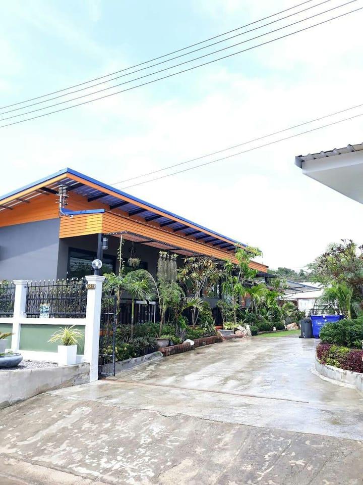 Baan JJ Pool Villa