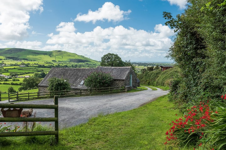 Quirky Barn. Perfect to Relax & Explore Snowdonia