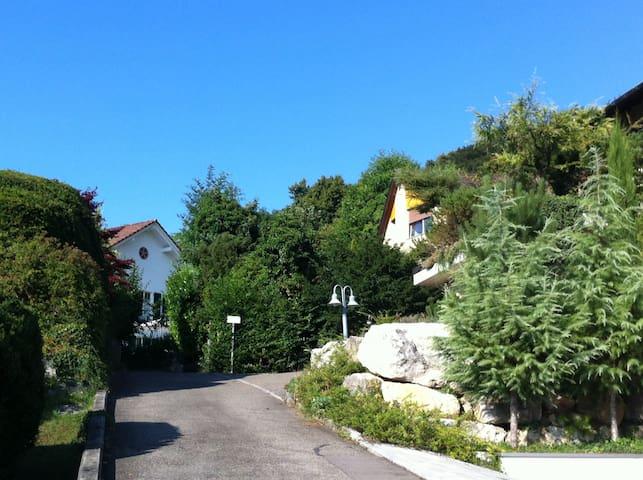 Villa Weitblick - Privatzimmer in Dornach