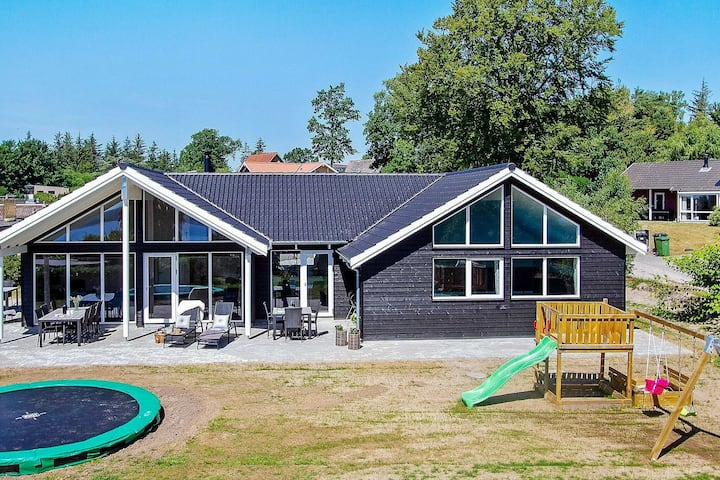 Luxurious Holiday Home in Jutland on Beach
