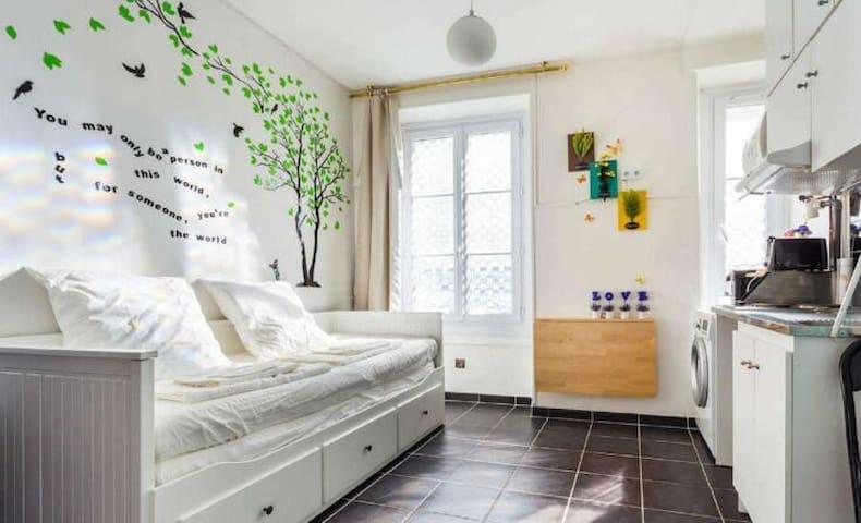 Elegant a bedroom apartment