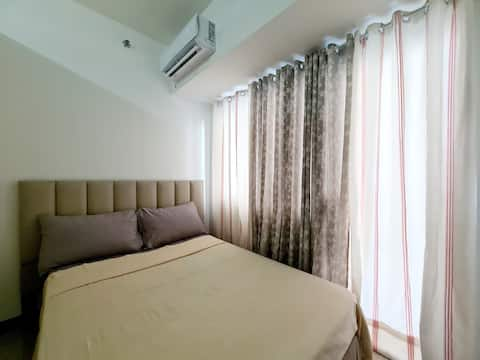 Cozy & Affordable 1 BR Condo in SM Southmall