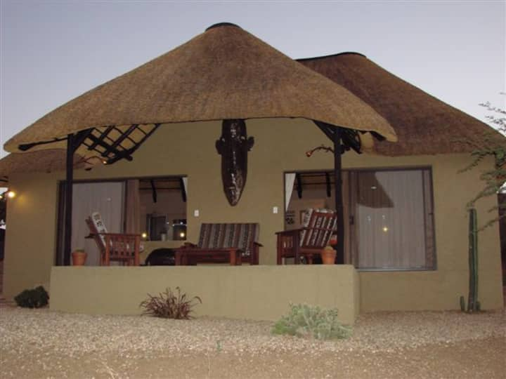 Self-catering farm stay close to Windhoek