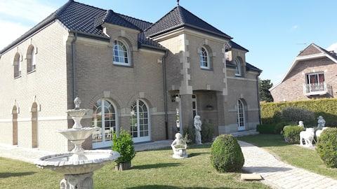 Chambre d'hôte 2 personnes dans villa Salvatrice