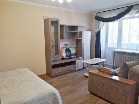 Suite in Ushanov Square. Potanina 19