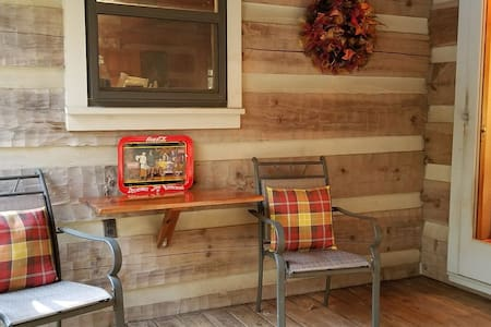 Cabin in the Hollow - New Listing
