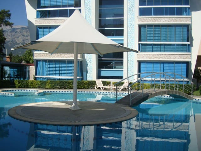 Beautiful apartment in Kemer - Kemer - Apartemen