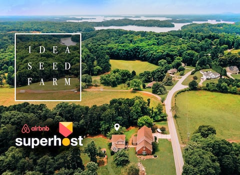 The Homestead House @ Idea Seed Farm