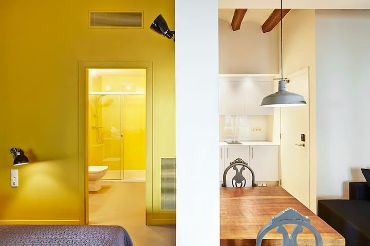 Apto. 3 pax en el Priorat - Falset - Apartment