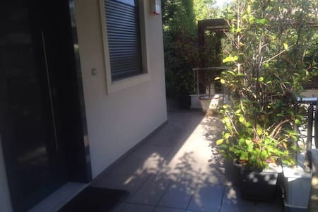 Lovely apartment with amazing Garden - Cholargos