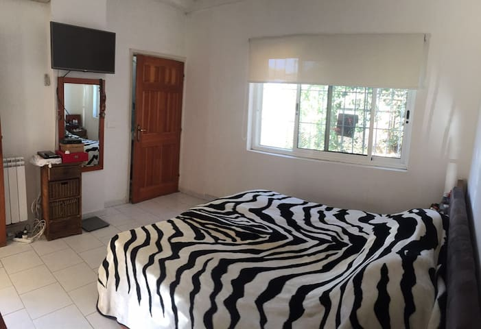 1 Bed furnish, garden, mountain view, Beit Meri