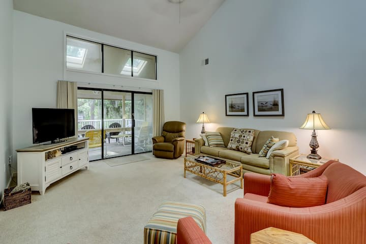 488 Captains Cove 2 BR Palmetto Dunes