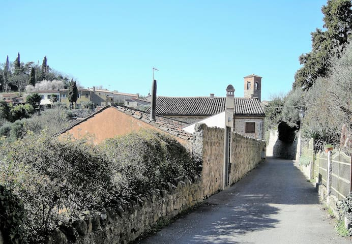 Holiday house in a beautiful medieval village. - Arquà Petrarca
