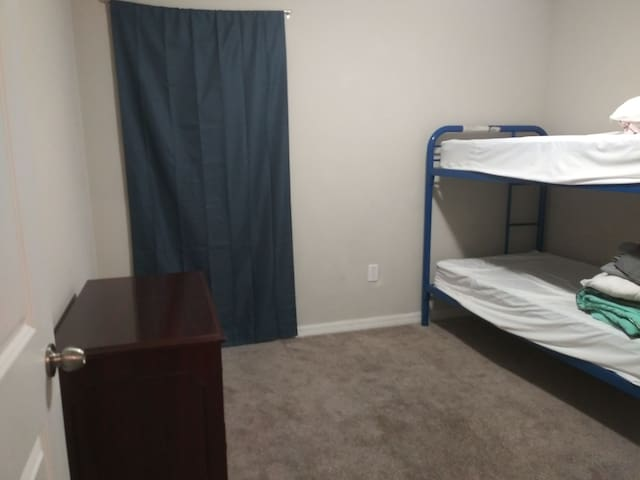 Southshore Shared Home - Bunk Room