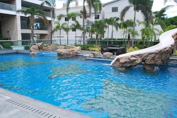 Amari Residence and Hotel, Pratumnak Hill. - Pattaya - Byt