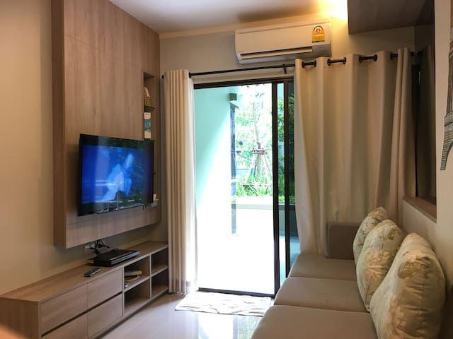 ลุมพินี พาร์คบีช - Tambon Cha-am - Guest suite