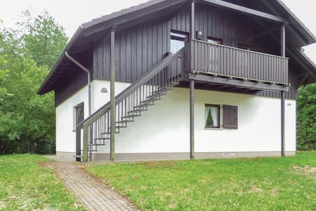 Holiday apartment with 2 bedrooms on 75m² in Thalfang