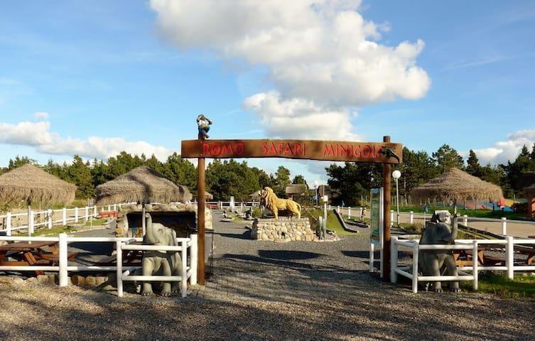 Sommerhuset på Rømø ️  ️