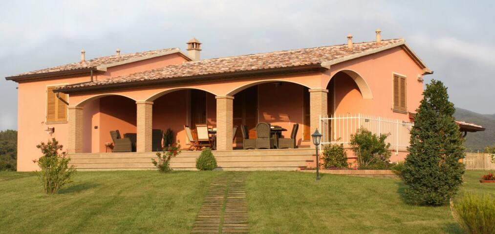 Casa Ulivino - Bibbona - Villa