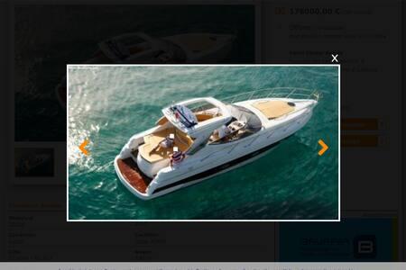 Splendida imbarcazione per soggiorni da sogno - Marina di Grosseto