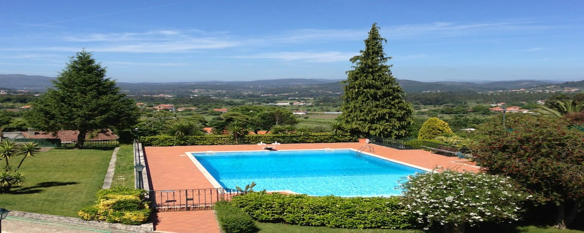 Near Barcelos & Porto -Private Pool - Tennis Court