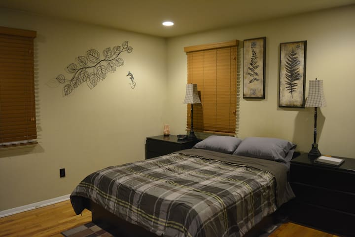 Cozy room in modern condo 10min from Times Square - Secaucus