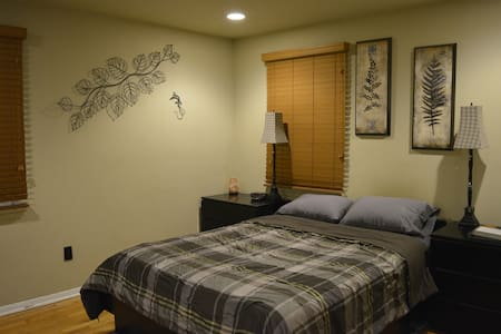 Cozy room in modern condo 10min from Times Square - 시코커스(Secaucus)
